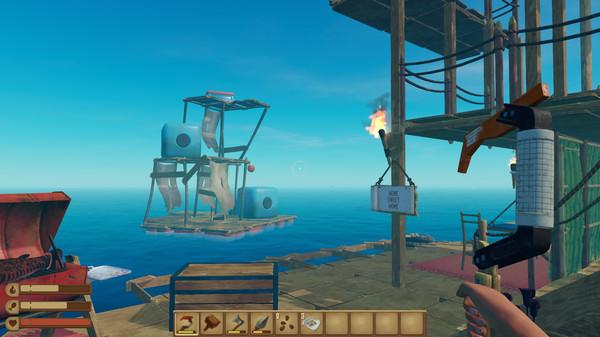 Скриншот №4 к Raft