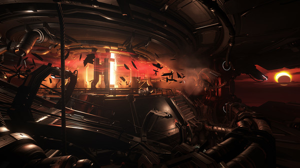 Скриншот №8 к DOOM VFR