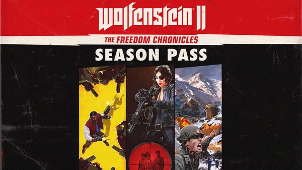 Скриншот №1 к Wolfenstein II The Freedom Chronicles - Season Pass