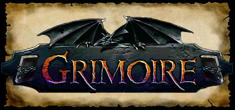 Grimoire : Heralds of the Winged Exemplar (V2) Cover Image