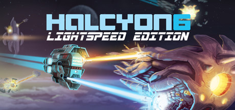 Halcyon 6: Starbase Commander (LIGHTSPEED EDITION) Cover Image