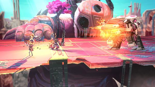 Скриншот №2 к Star Renegades