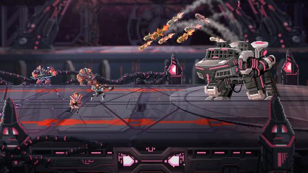 Скриншот №8 к Star Renegades