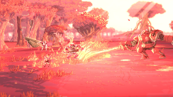 Скриншот №7 к Star Renegades