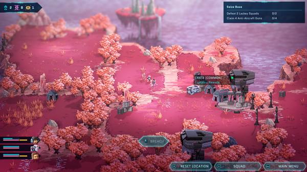 Скриншот №4 к Star Renegades