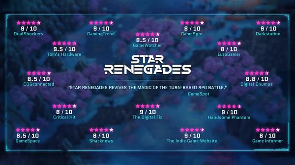 Скриншот №1 к Star Renegades