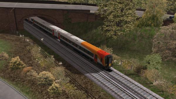 скриншот South West Trains Class 444 EMU Add-On 5