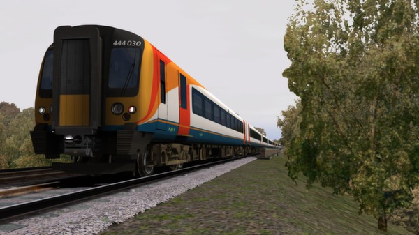 скриншот South West Trains Class 444 EMU Add-On 3