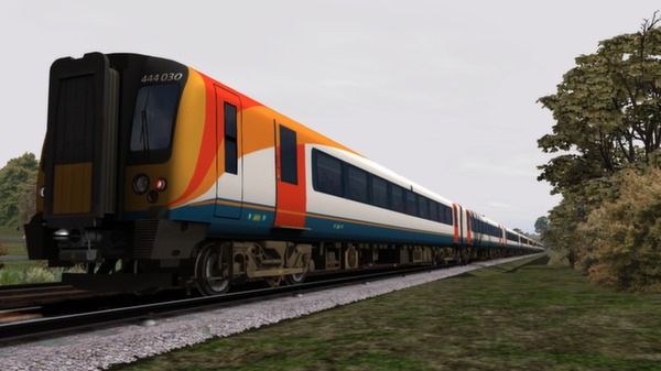 скриншот South West Trains Class 444 EMU Add-On 1