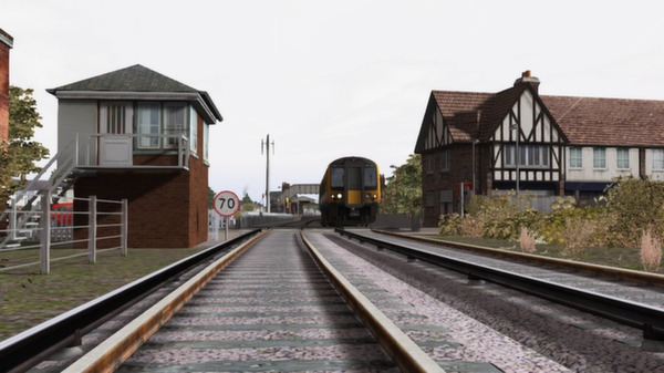 скриншот South West Trains Class 444 EMU Add-On 2
