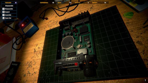 Скриншот №1 к ElectriX Electro Mechanic Simulator