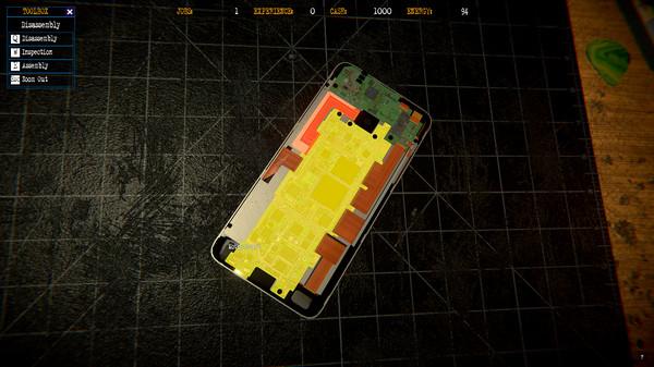 Скриншот №3 к ElectriX Electro Mechanic Simulator