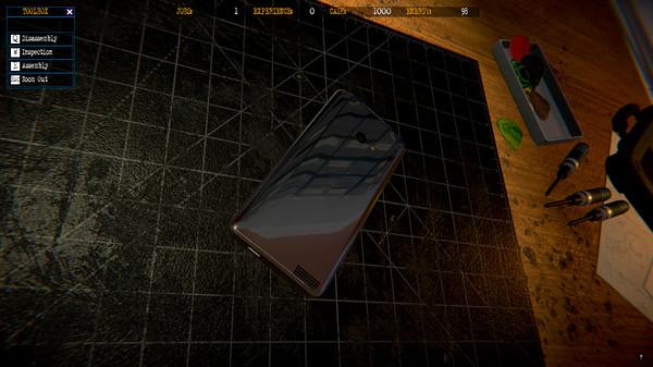 Скриншот №4 к ElectriX Electro Mechanic Simulator