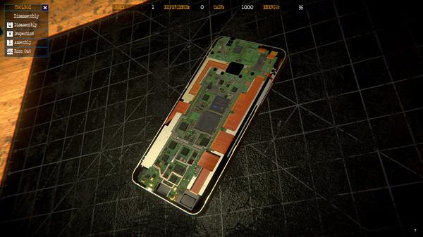 Скриншот №2 к ElectriX Electro Mechanic Simulator