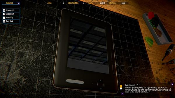 Скриншот №9 к ElectriX Electro Mechanic Simulator