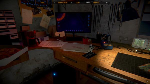 Скриншот №5 к ElectriX Electro Mechanic Simulator
