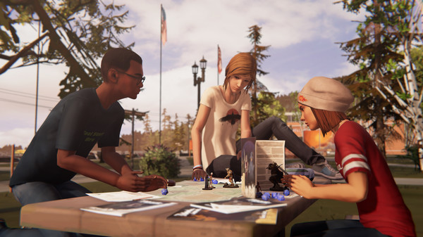 Скриншот №4 к Life is Strange Before the Storm DLC - Deluxe Upgrade