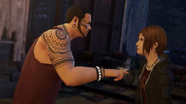 Скриншот №1 к Life is Strange Before the Storm DLC - Deluxe Upgrade