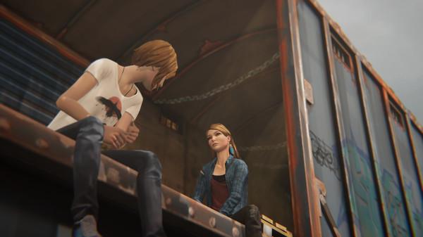 Скриншот №3 к Life is Strange Before the Storm DLC - Deluxe Upgrade