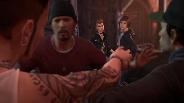 Скриншот №7 к Life is Strange Before the Storm DLC - Deluxe Upgrade