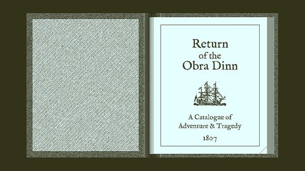 Скриншот №3 к Return of the Obra Dinn