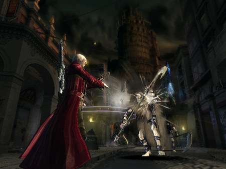 Скриншот №1 к Devil May Cry® 3 Special Edition