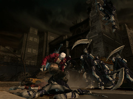 Скриншот №4 к Devil May Cry® 3 Special Edition