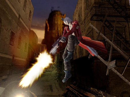 Скриншот №7 к Devil May Cry® 3 Special Edition