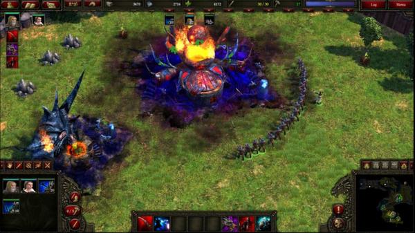 Скриншот №7 к SpellForce 2 Faith in Destiny