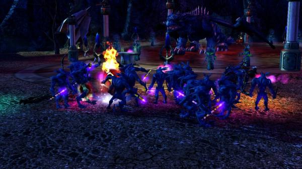Скриншот №2 к SpellForce 2 Faith in Destiny