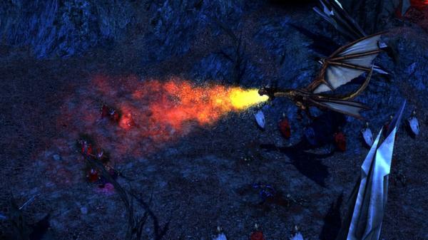 Скриншот №4 к SpellForce 2 Faith in Destiny