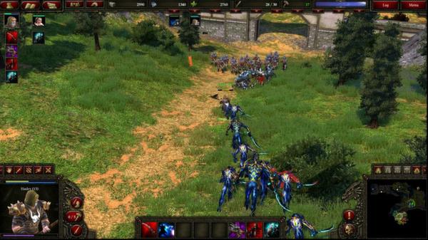 Скриншот №6 к SpellForce 2 Faith in Destiny