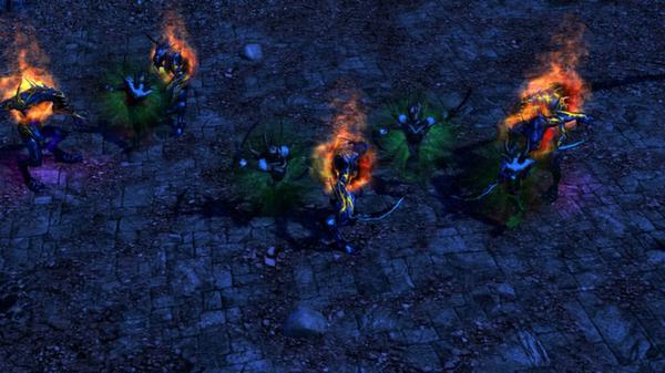 Скриншот №5 к SpellForce 2 Faith in Destiny