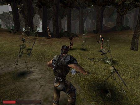 Скриншот №1 к Gothic 1