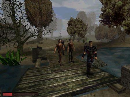 Скриншот №8 к Gothic 1