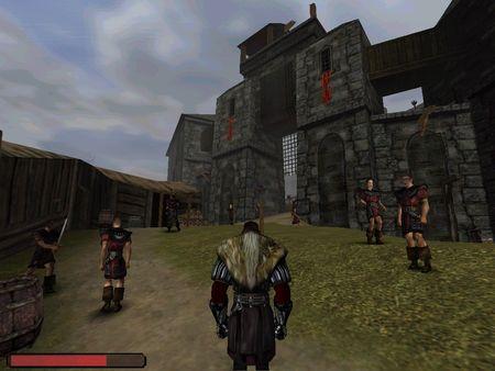 Скриншот №7 к Gothic 1