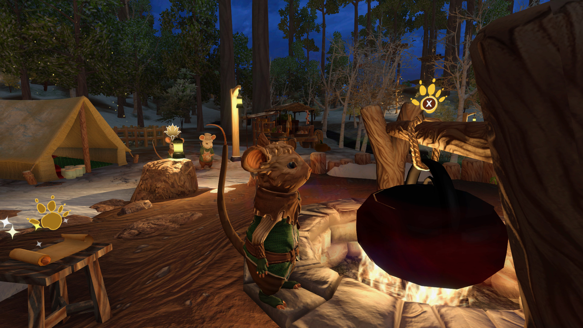 The Lost Legends of Redwall The Scout Act 1 Free Download