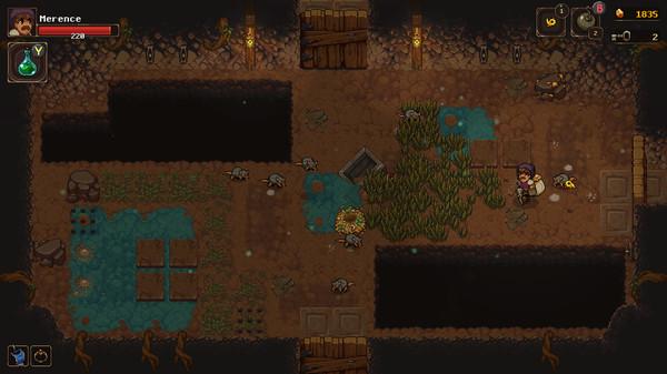 Screenshot of UnderMine