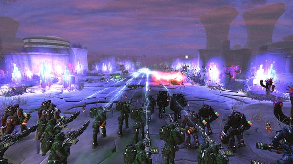 Скриншот №4 к Alien Hallway 2