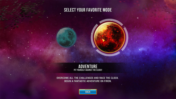 скриншот 2 Planets Fire and Ice 3