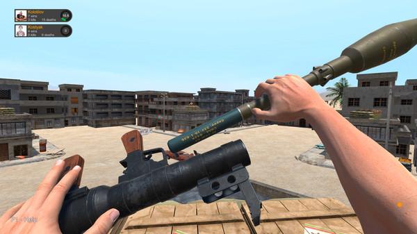 Скриншот №2 к Hand Simulator