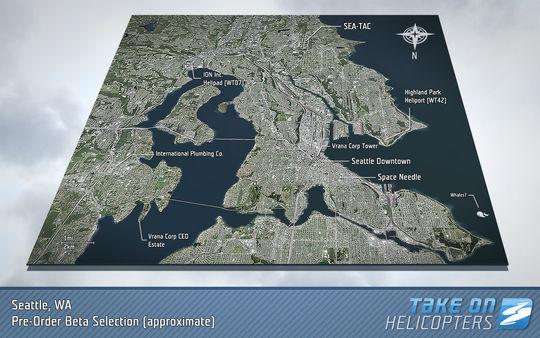 скриншот Take On Helicopters 4