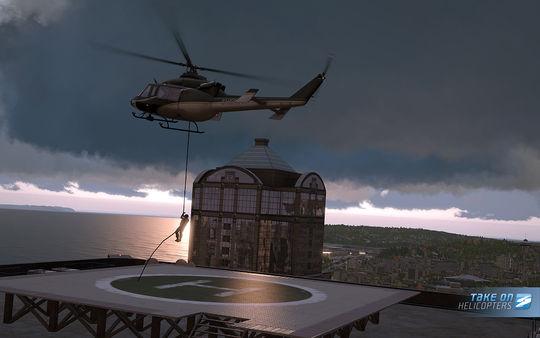 скриншот Take On Helicopters 0
