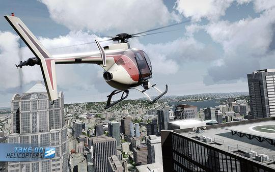 скриншот Take On Helicopters 2