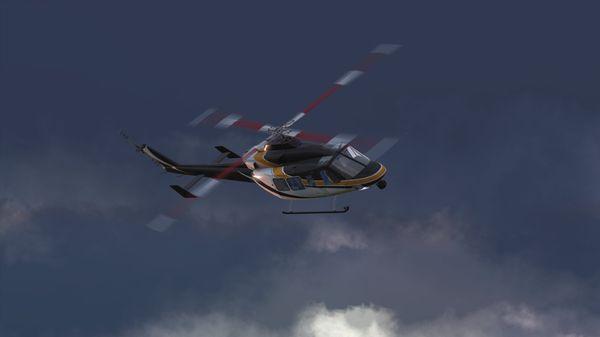 скриншот Take On Helicopters 5