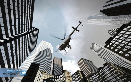 скриншот Take On Helicopters 1