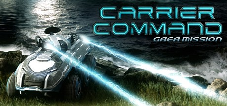 Carrier Command: Gaea Mission Cover Image