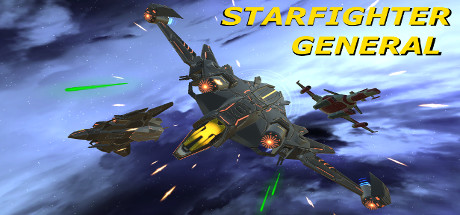 Starfighter General Cover Image