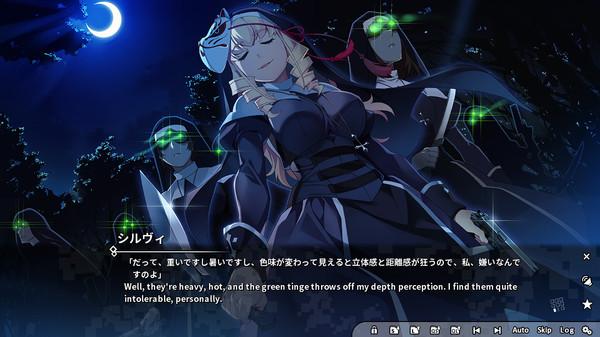 Screenshot of Grisaia Phantom Trigger Vol.3