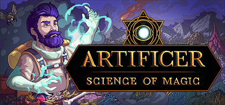 Artificer: Science of Magic Cover Image